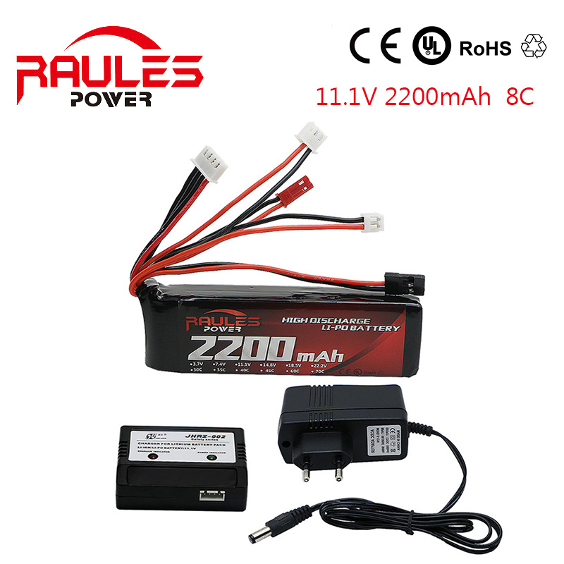 (In Stock) 2200 mAh 11.1 V H109S 8C Li-Po battery Hubsan X4 Pro Remote Control / Transmitter as Gifts for children with charge