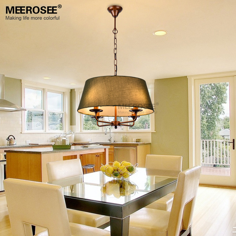 Lamparas Para Comedores Modern Chandelier Light Fixture American Style Lustres