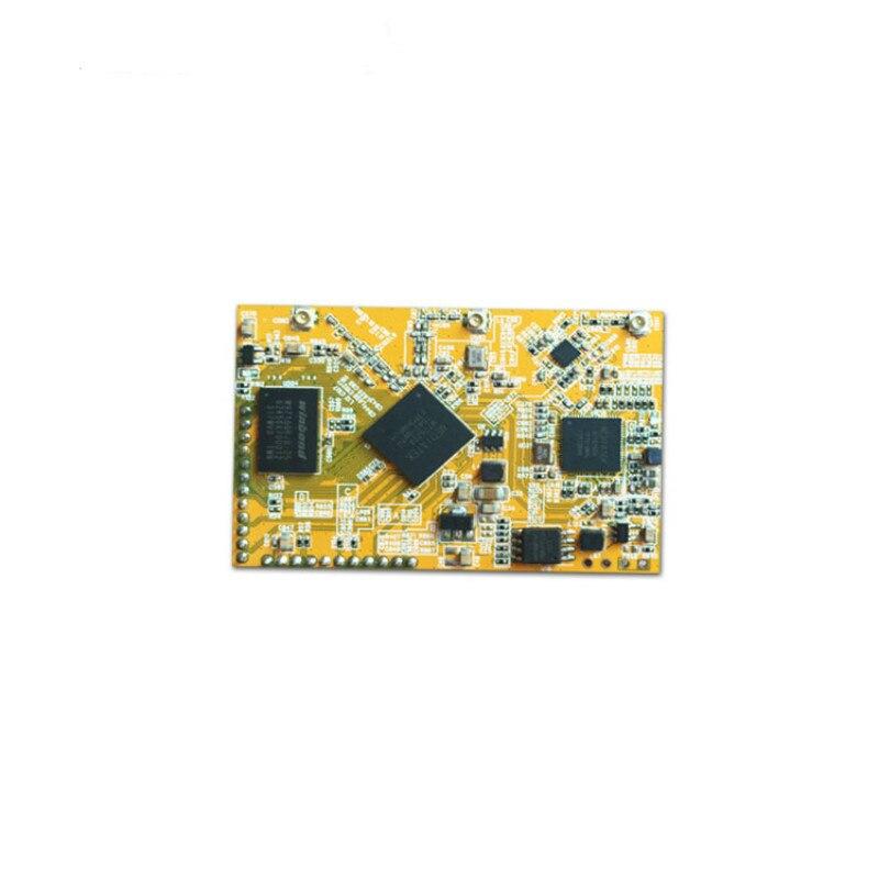 Image 2 - OEM/ODM stabilny dualband router bezprzewodowy ap moduł MTK7620A + MTK7610E komputer drutu kabel modemuKable i złącza do komputera   -
