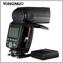 YONGNUO YN686EX-RT Lithium Speedlite Wireless 1/8000s TTL/M/MULTI flash YN686 With Lithium Battery yongnuo yn585ex p flash speedlite for pentax k50 k1 k30 k3 kr camera wireless controlled flash ttl controll speedlite