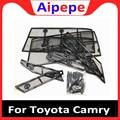 Автомобильный Стайлинг передняя решетка насекомое сетка для Toyota Camry 2018 2019 8th XV70 стальная проволока + пластик Материал научный аксессуары