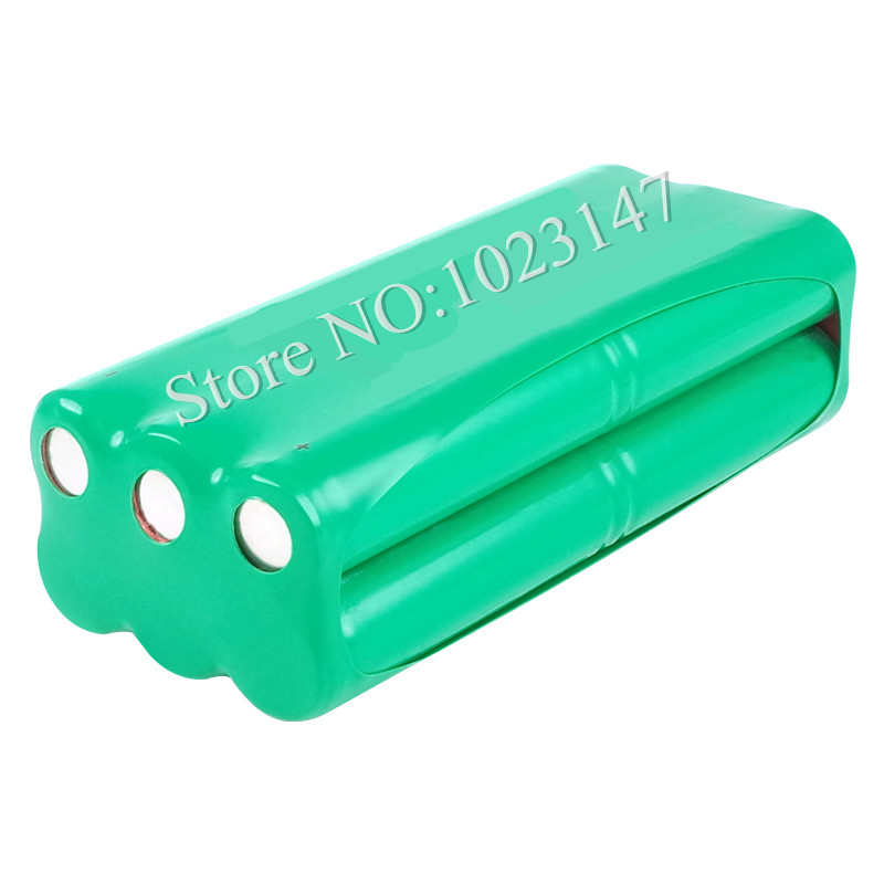 1 piece Replacement Battery Pack 14.4V 2000mAh For ibero m606 Vacuum Dirt For Devil : 0606004 M606 3 6v 2400mah lithium battery pack for psp slim 2000