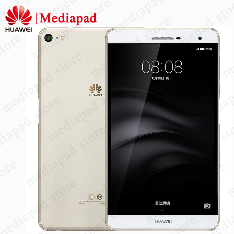 Global firmware 7 0 inch Huawei MediaPad M2 Lite PLE 703L LTE Tablet Android 5 1