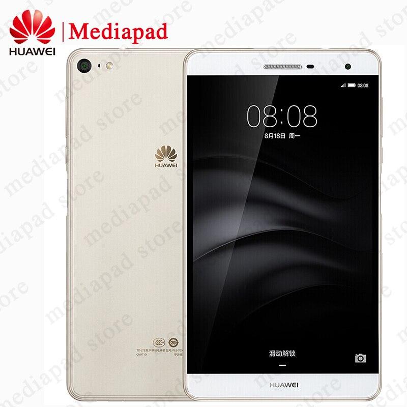 Global firmware 7.0 inch Huawei MediaPad M2 Lite PLE 703L 4G LTE telefoongesprek Tablet PC Snapdragon 615 Octa Core vingerafdruk-in Android tablets van Computer & Kantoor op AliExpress - 11.11_Dubbel 11Vrijgezellendag 1