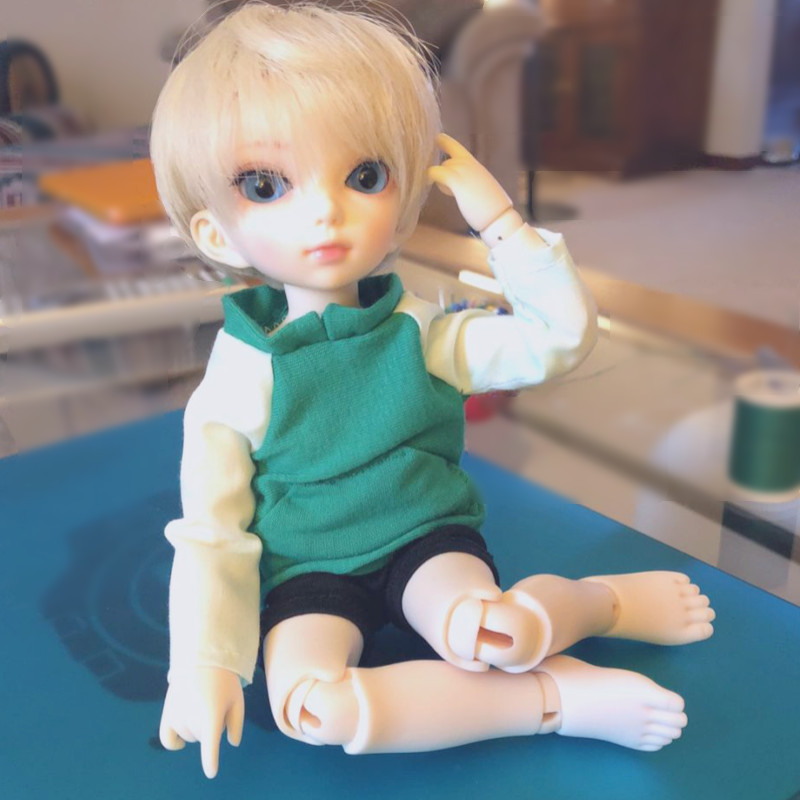 OUENEIFS Shiwoo Littlefee Fairyland bjd sd doll 1/6 body model baby girls boys dolls eyes High Quality toys shop minifee rohan bjd 1 4 msd body model reborn baby girls boys dolls eyes high quality toys luodoll shop oueneifs fairyland