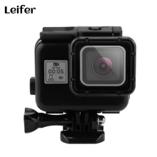 gopro go pro Diving Waterproof Case for GoPro Hero 5 Black Camera Gopro Hero 5 Case Mount Go Pro 5 action camera Accessories