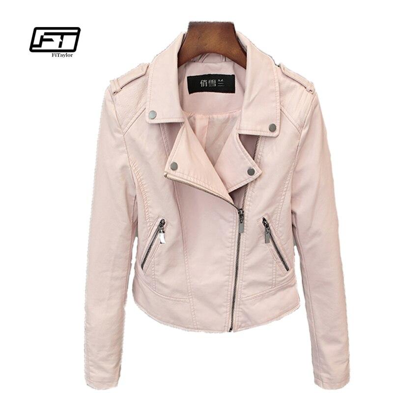Popular Pink Biker Jacket-Buy Cheap Pink Biker Jacket lots from