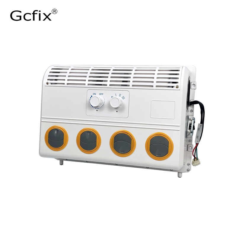 US $57 08 18% OFF|Universal A/C Air Conditioner Blower Fan 12V 24V  Evaporator Assembly for Bus Heavy Duty Truck Van Excavator Tractor Parts-in