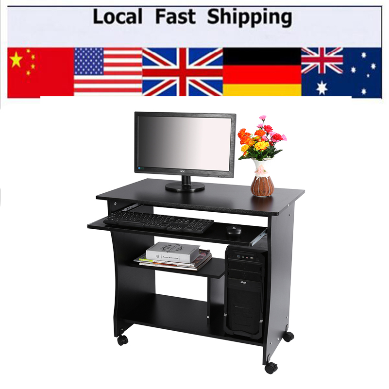home office work station popular wood table desk buy cheap wood table desk lots from china