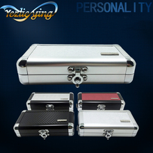High Quality Professional Portable aluminum Darts Box Dart Carry Case Holder Storage for Soft /Hard