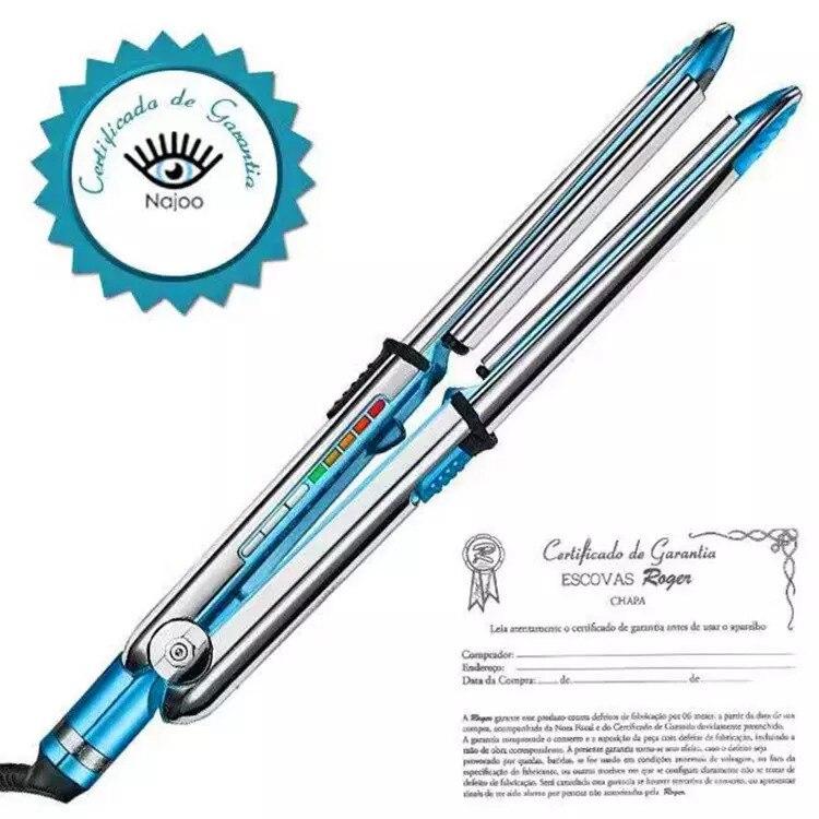 Hair Curler Styling Tool Tourmaline Ceramic optima 3000 Hair Straightener Professional Straightening Iron Intelligent Flat Irons