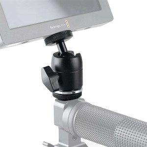 Image 5 - SmallRig Multi Functional Ball Head with Removable Shoe Mount For Dslr Camera Cage Monitors Led Lights  1875
