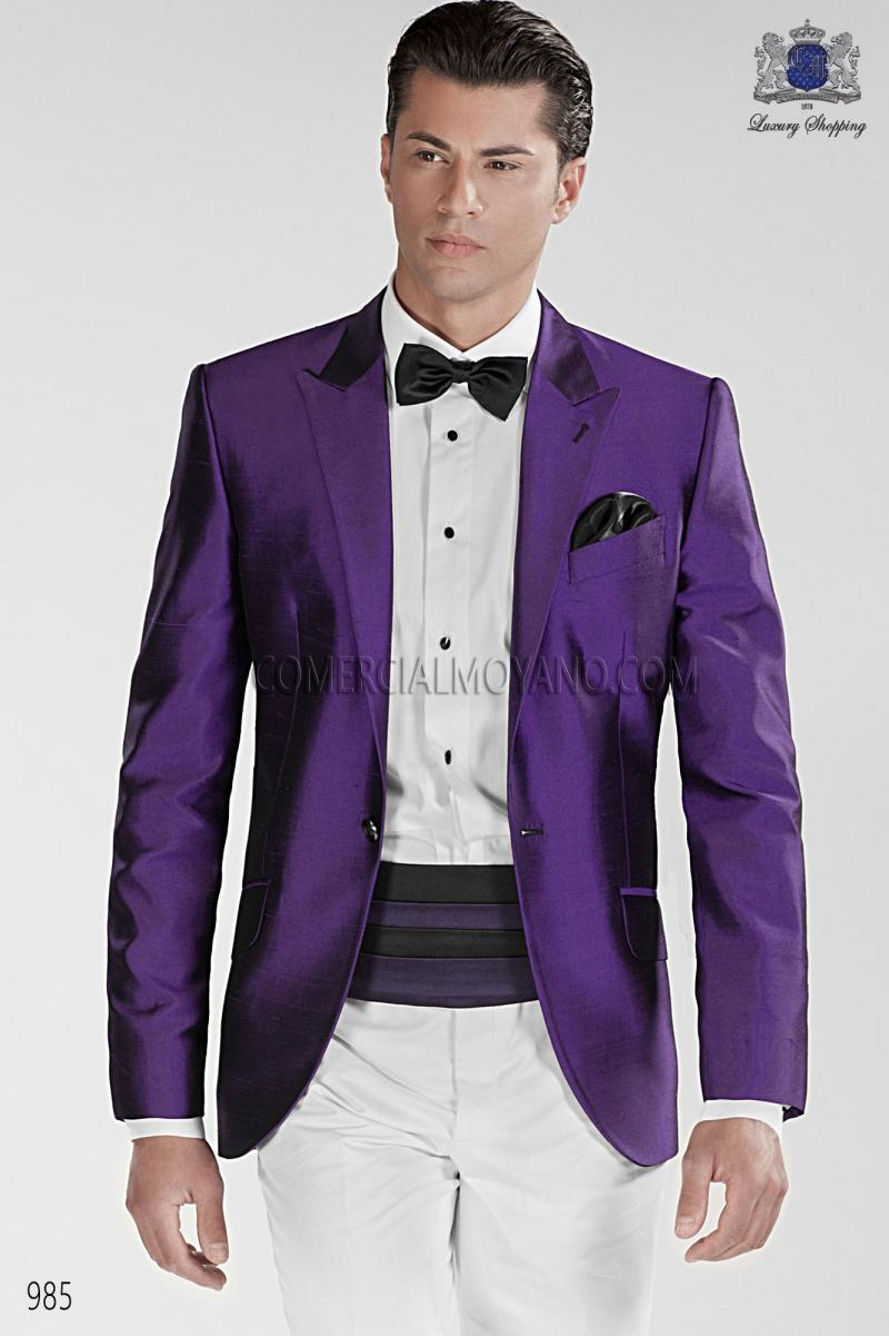 Online Get Cheap Purple Prom Tuxedo -Aliexpress.com | Alibaba Group