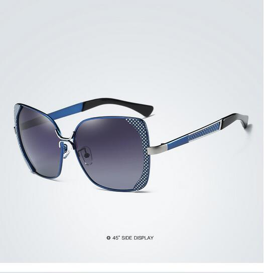 Female polarized elegant butterfly brand designer lady polarized sunglasses female Oculos De Sol KINGSEVEN shadow s'40 11