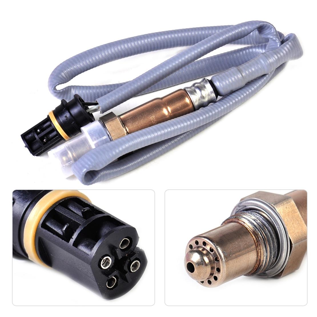 Dwcx upstream o2 oxygen sensor front right 0015405017 0258006167 for mercedes benz w211 w210 w203 w220