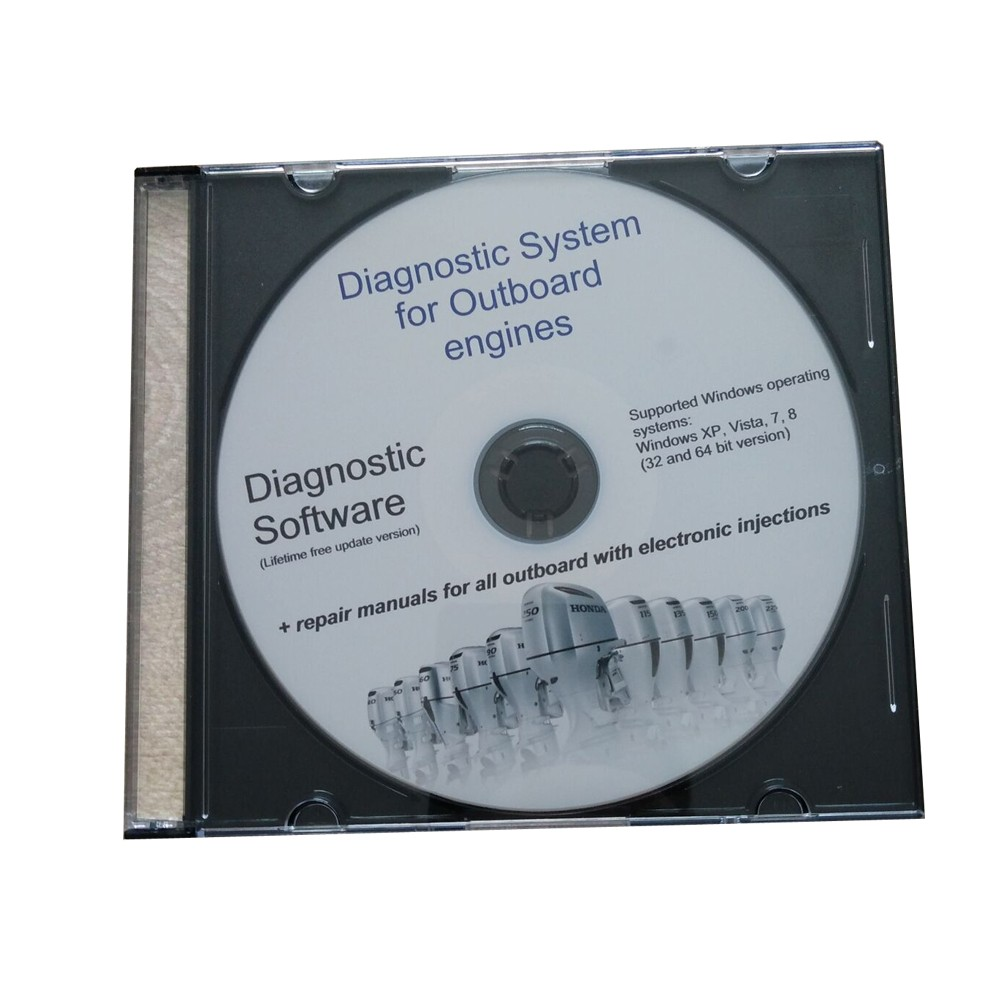 Image 4 - for Marine Diagnostic Kit (for Marine HDS), designed for Honda fuel injected outboard engines, lifetime FREE software updates-in Integrated Circuits from Electronic Components & Supplies