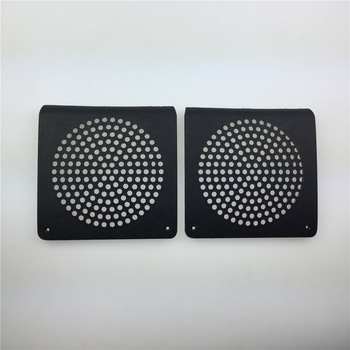 STARPAD For the Jetta car front door 5 inch modified speaker net cover car horn cover universal accessories 1