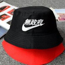 Cllikko sombreros de cubo al por mayor de algodón patrón Unisex mujeres  hombres sombreros verano Fiesta Calle llano cubo sombrer. 89c208f1189
