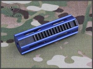 Image 4 - Emersongear Tactical Auminum CNC pełne stalowe zęby 14 zębów szybkobieżna przekładnia tłokowa AEG Airsoft akcesoria do zabawek