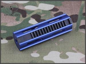 Image 4 - Emersongear tático auminum cnc dentes de aço completo 14 dentes alta velocidade pistão caixa de engrenagens aeg airsoft brinquedo acessório
