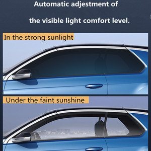 SUNICE Sputter Solar Tint Film