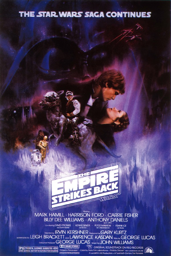 US $4.37 19% OFF|DIY frame Star Wars: Episode V The Empire Strikes Back 1980 Classic Movie Film Home Decor posters art silk Fabric Poster in Painting