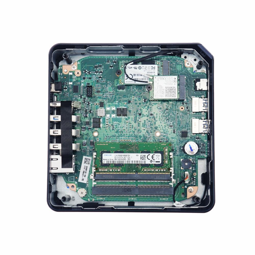 Image 5 - New Original Chromebox Mini PC Windows 10 Compatible 8th Gen Intel KBL U Processor 3865U Dual 4k USB Type C PD 4G DDR4 32G mSATA-in Mini PC from Computer & Office