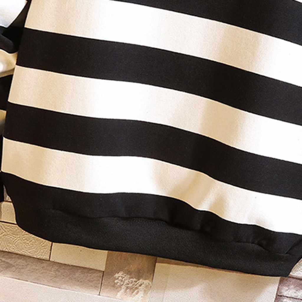 Dei Nuovi uomini di Modo di Stile Felpe A Righe Maniche Lunghe Accappatoio Comodo Cappotto di Grandi Dimensioni Felpa maschio