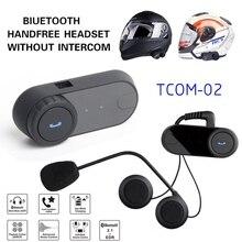 Upgrade Bluetooth Headsets Motorrad Helme Kopfhörer Für MP3/4 Radio iPod TOM-02