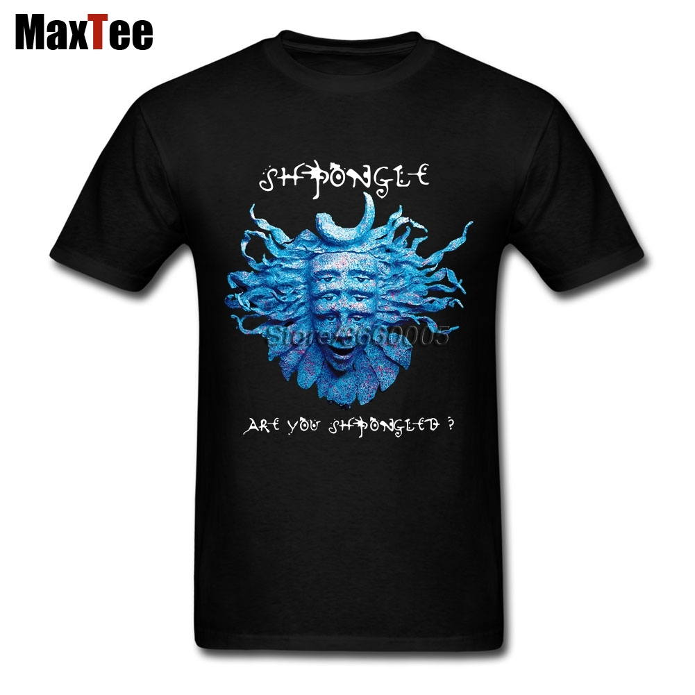 Luxury Brand Are You Shpongled Tees Men's Tees Big and Tall Soft Cotton Crew's neck Tees