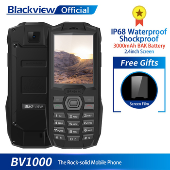 Blackview BV1000 IP68 Waterproof Shockproof Rugged Mobile Phone 2.4inch MTK6261 3000mAh Dual SIM Mini Cell Phone Flashlight socket wrench