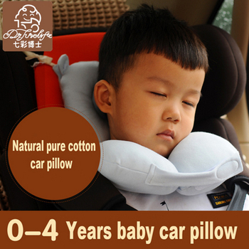 Stroller Accessories Baby neck guard U travel child car safety seat back cushion 1-4 years pillow infant iskybob 4 color u shaped neck pillow cushion comfort home travel car neck sleep support pain relief soft travel accessories