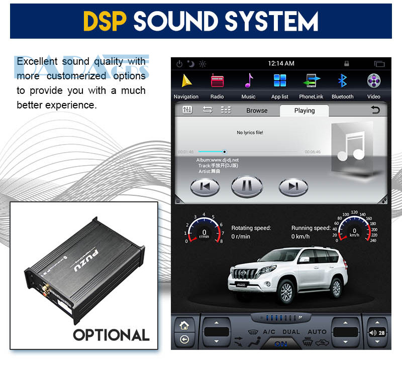 Top Android Tesla style Car GPS Navigation no DVD Player For NISSAN NP300 Navara 2014+ multimedia tape radio recorder head unit FM 15