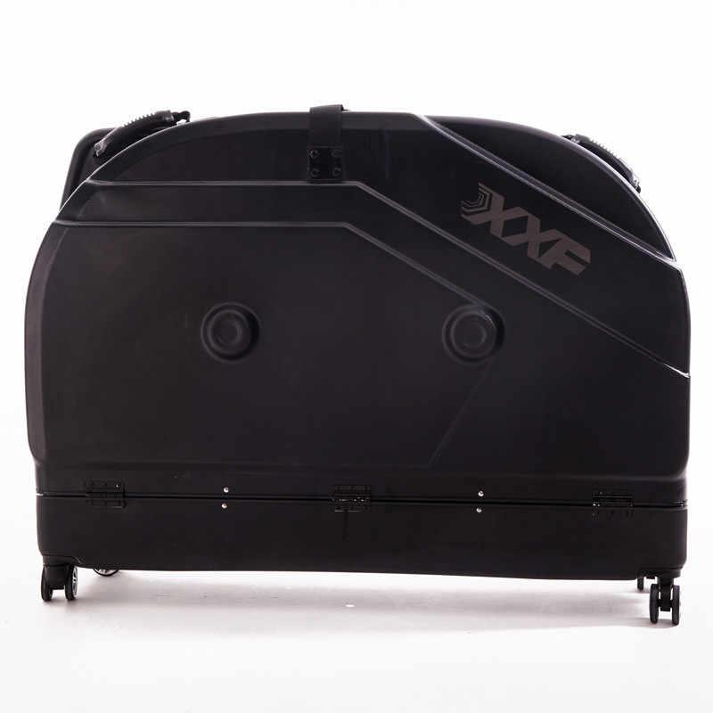 3bd4942bb40 ... Bike travel bag Rainproof bicycle Hard Case bikes Pack For 26   Mtb  700c Road ...