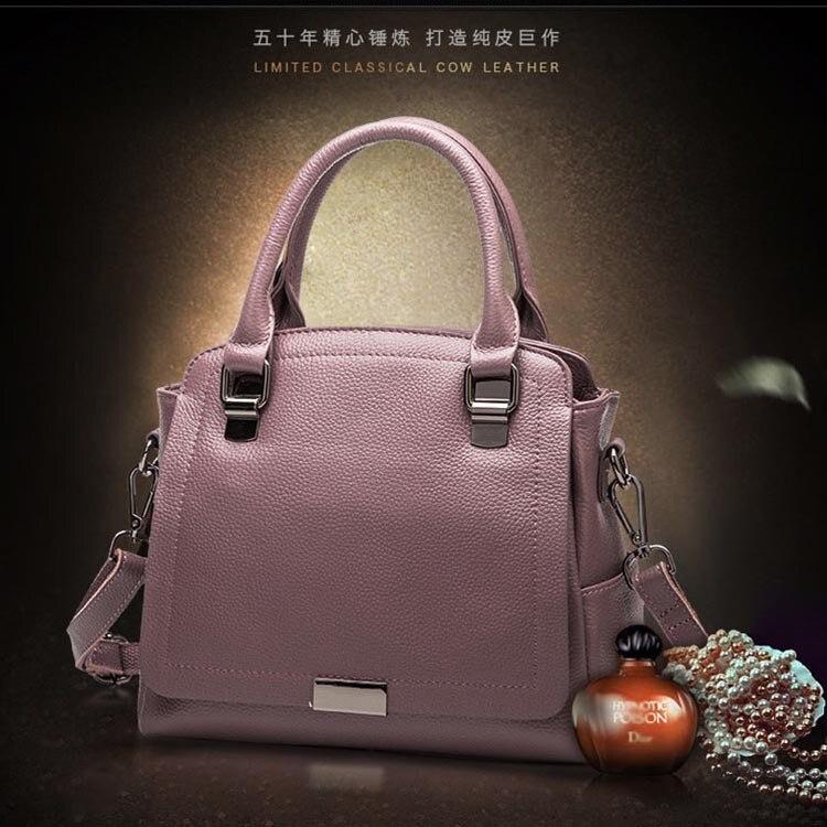 De Mode Vache Doux Cuir Sauvage Sac D'usine gray Sacs En Luxe purple burgundy Surface Main Les Exquis Femmes Black pink D'épaule À Marque Sorties qa6txxwO