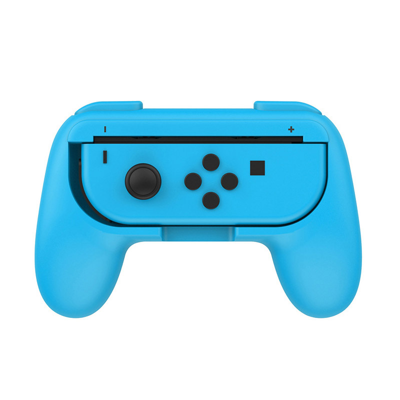 2PCS For Nintend Switch Controller Bracket Hand Holder Wear resistant Handheld Handle Grips For Joycon Grip Game Controller in Gamepads from Consumer Electronics