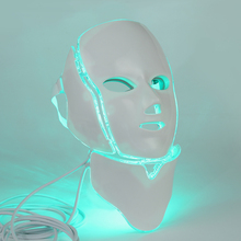 Led маска 7 цветов портативный светодиодный маска на лицо терапия светодиодным светом маска для продажи