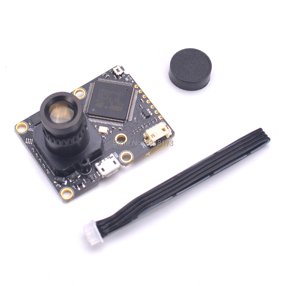 1pcs PX4FLOW V1.3.1 Optical Flow Sensor Smart Camera for PX4 PIXHAWK Flight Control System цена