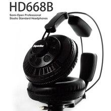 Superlux HD668B Dinámico semiabierto Monitoreo en Estudio Profesional Auriculares Con Cable Auriculares Auriculares Envío Gratis