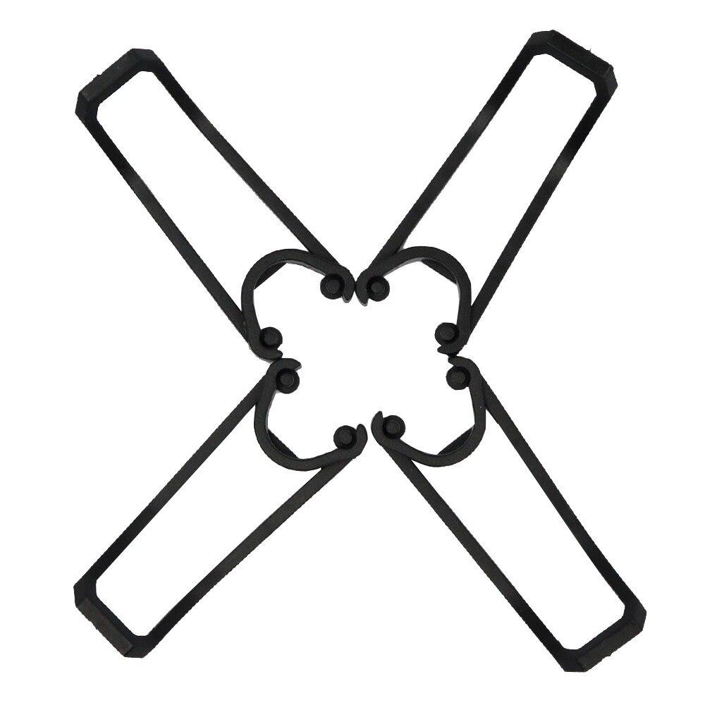 4 Stücke Eachine E58 Wifi Fpv Rc Drone Ersatzteile Requisiten Propeller Schutz Schutz Abdeckung Für Faltbare Quadcopter Ersetzen # K5 Elegantes Und Robustes Paket