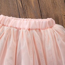 Matching Mother and Toddler Girl Sweet Shirt Tutu Dress Outfit