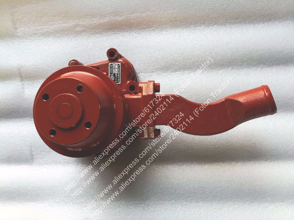 The water pump assembly for China YITUO engine, check the engine model firstly, part number: 6RTF.510000-1 china yituo engine lr4m5 23 for yto tractor the high pressure fuel pump assembly