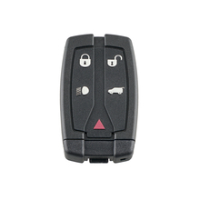 2019 New replacement remote car key shell case  LAND ROVER FREELANDER 2 5 buttons smart fob blade