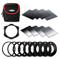 Rangers 8x Full Graduated Neutral Density ND Filter Set for Cokin P Series RA109