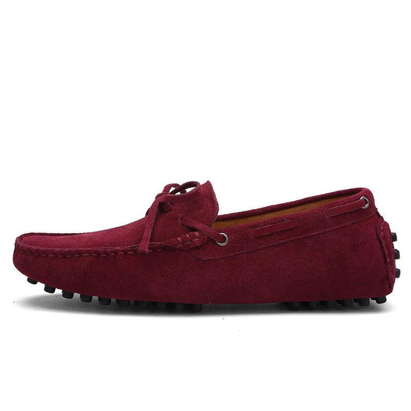 Chaussures De Voiture Mocassin Mocassins - Marron mn4kYiHP