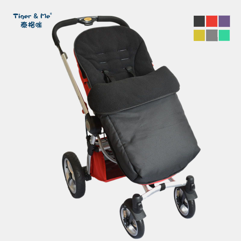 tiger me all seasons universal baby pushchair footmuff