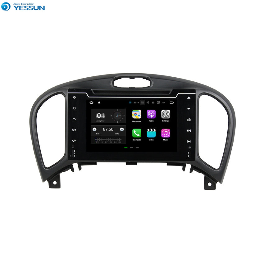 YESSUN Car Navigation GPS For Nissan Juke 2004~2017 Android Audio Video Radio HD Touch Screen Stereo Multimedia Player.