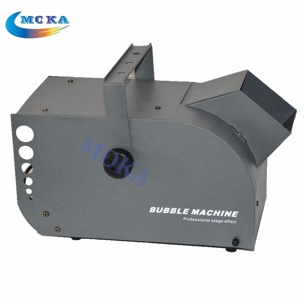 2pcs/lot Auto Blower Bubble Blower Maker Machine Portable High Output Bubble Machine W/ Remote цена