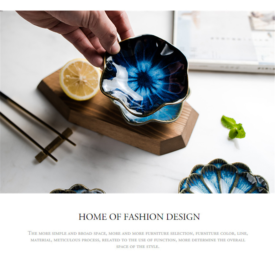 Home Decor Soy Sauce Bowl With Free Shipping