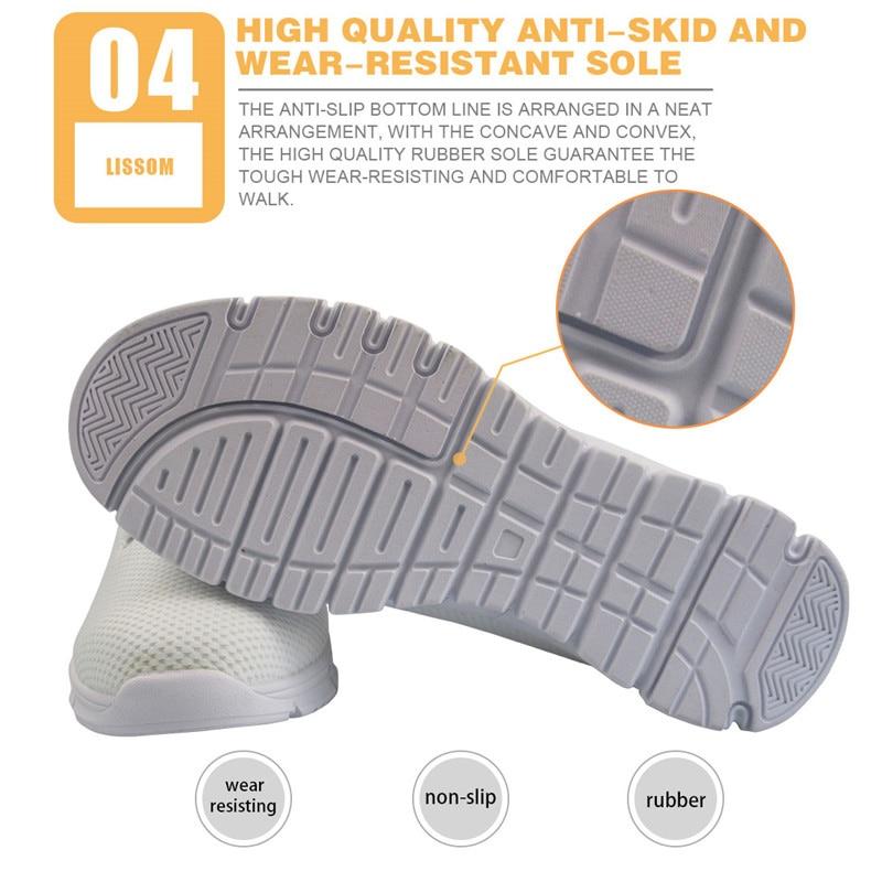 Domaine Imprimer Dames Instantarts Chaussures hk562aq Sneakers Lace Maille Up Occasionnels L'extérieur De Plat Chats Customaq Loisirs Respirant Femmes À Automne wqwOxCPA